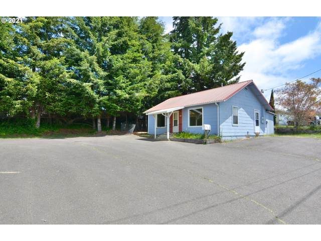1185 W Central Blvd, Coquille, OR 97423 (MLS #21122306) :: Beach Loop Realty