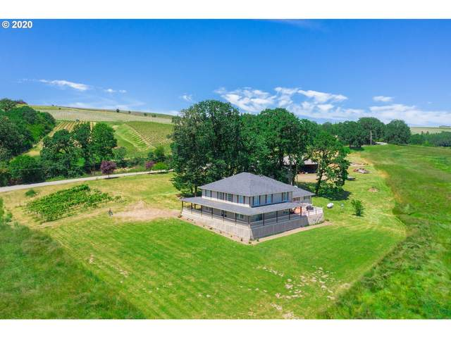 21838 NW Gerrish Valley Rd, Yamhill, OR 97148 (MLS #21122412) :: Holdhusen Real Estate Group