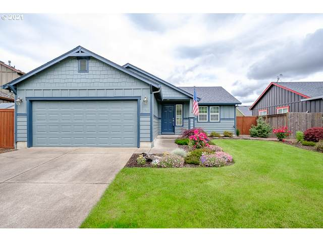 3803 Hollyburn Ave, Albany, OR 97322 (MLS #21122444) :: Fox Real Estate Group