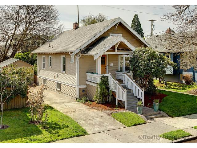 2016 SE Ellis St, Portland, OR 97202 (MLS #21122520) :: The Pacific Group