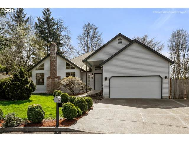 10214 SW 36TH Ct, Portland, OR 97219 (MLS #21122827) :: Holdhusen Real Estate Group
