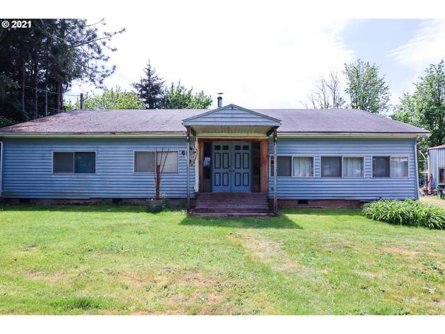 1102 55TH Ave, Sweet Home, OR 97386 (MLS #21122854) :: RE/MAX Integrity