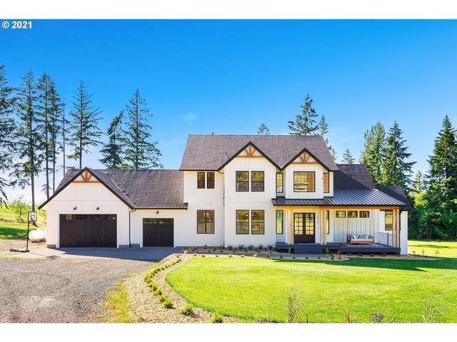 20567 S Freds Way, Colton, OR 97017 (MLS #21122984) :: Lux Properties