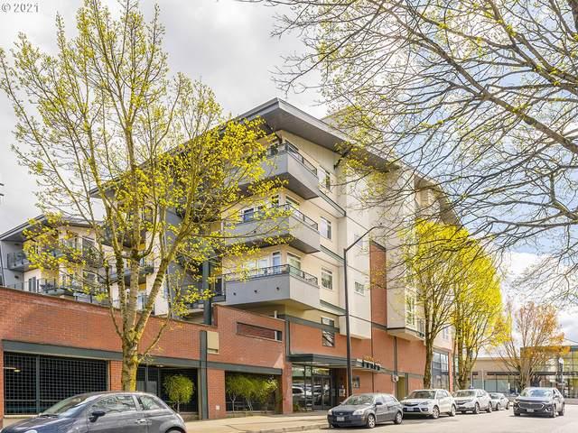 1718 NE 11TH Ave #414, Portland, OR 97212 (MLS #21123023) :: Cano Real Estate