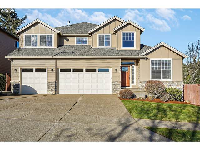2657 NW Nautilus Ave NW, Salem, OR 97304 (MLS #21123060) :: Brantley Christianson Real Estate