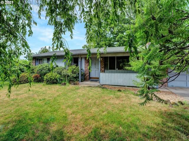 14700 SW Walton Ct, Beaverton, OR 97006 (MLS #21123134) :: Brantley Christianson Real Estate