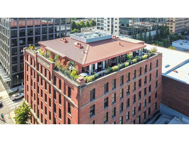 710 NW 13TH Ave Ph-2, Portland, OR 97209 (MLS #21123419) :: The Liu Group
