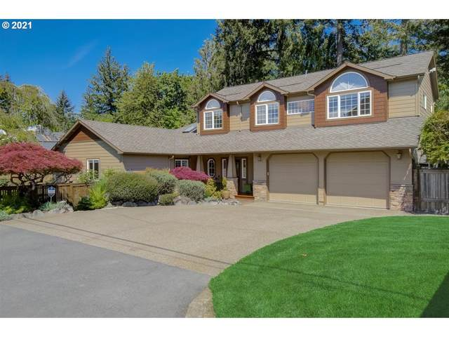 3712 NW 120TH Ave, Portland, OR 97229 (MLS #21123549) :: Change Realty