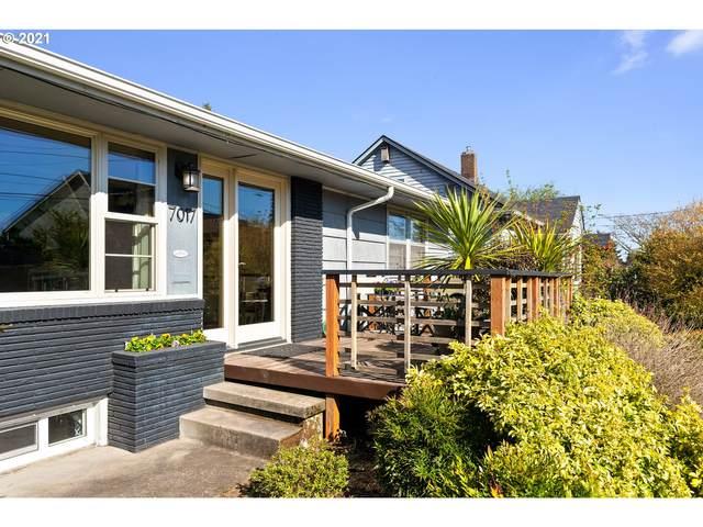 7017 N Mobile Ave, Portland, OR 97217 (MLS #21123554) :: TK Real Estate Group