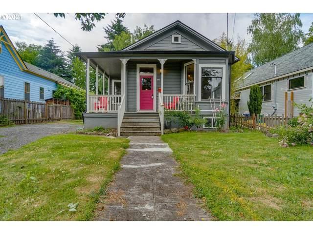528 NE Tillamook St, Portland, OR 97212 (MLS #21123715) :: Real Tour Property Group
