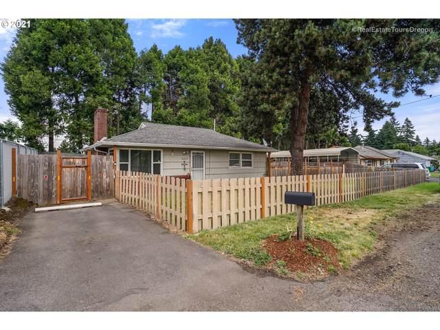 12227 NE Holladay Pl, Portland, OR 97230 (MLS #21123722) :: Beach Loop Realty