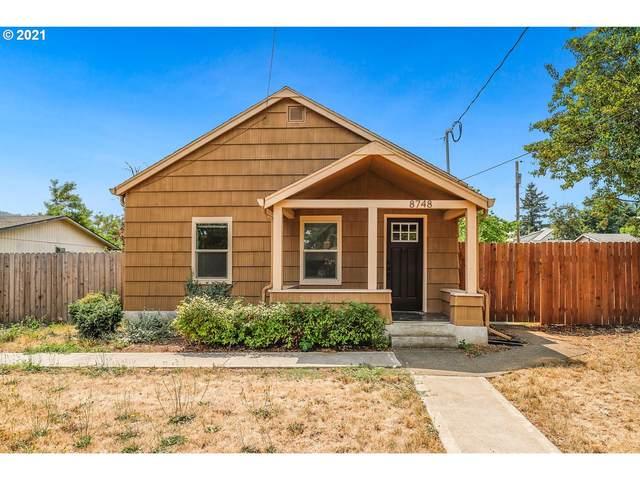 8748 SE Knapp St, Portland, OR 97266 (MLS #21123724) :: Premiere Property Group LLC