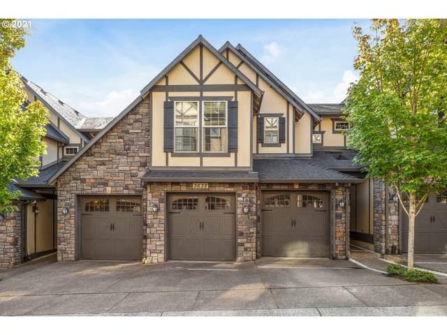 3632 SW Baird St #6, Portland, OR 97219 (MLS #21123815) :: Keller Williams Portland Central
