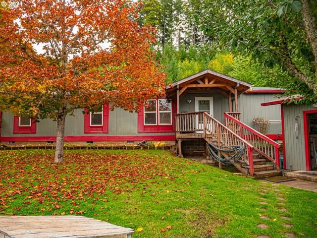 4988 Locust Ct, Sweet Home, OR 97386 (MLS #21123834) :: Holdhusen Real Estate Group