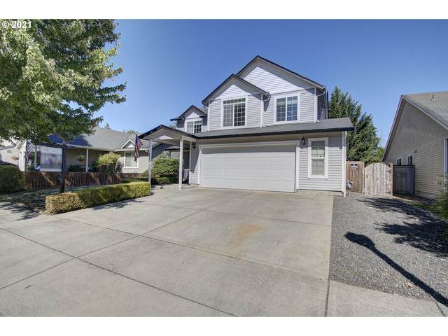 807 NW 11TH Ave, Battle Ground, WA 98604 (MLS #21123869) :: Cano Real Estate