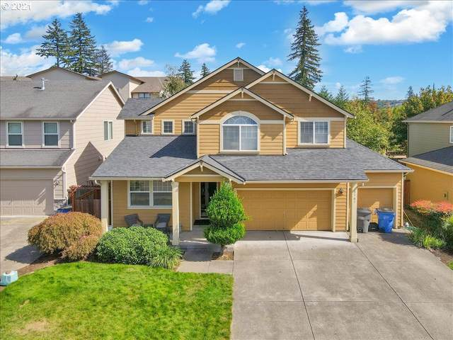 2307 SE 190TH Ave, Vancouver, WA 98683 (MLS #21123943) :: Song Real Estate