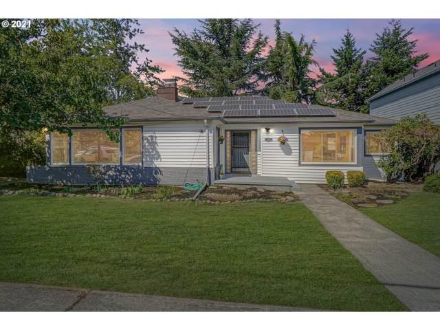 5029 SE Reedway St, Portland, OR 97206 (MLS #21123979) :: Lux Properties