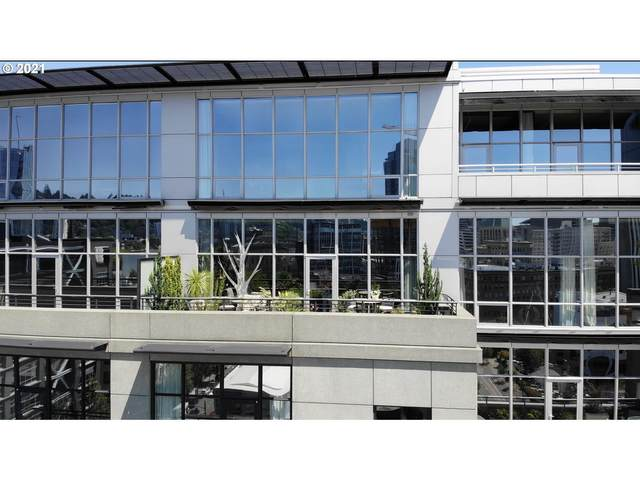 1025 NW Couch St #1411, Portland, OR 97209 (MLS #21124195) :: The Liu Group