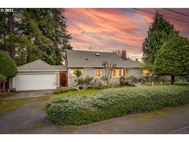 10147 NE Alton St, Maywood Park, OR 97220 (MLS #21124921) :: Next Home Realty Connection