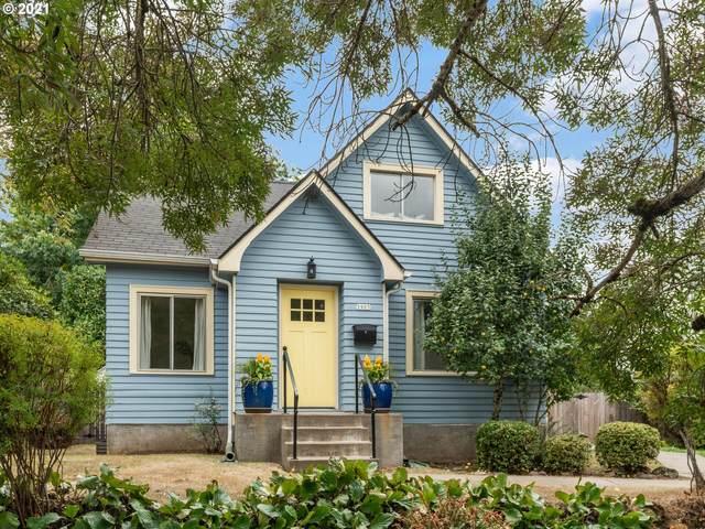 5905 NE 32ND Pl, Portland, OR 97211 (MLS #21125171) :: Townsend Jarvis Group Real Estate