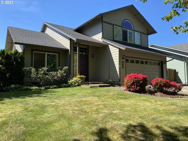 542 Sweetwater Ln, Eugene, OR 97404 (MLS #21125175) :: Song Real Estate