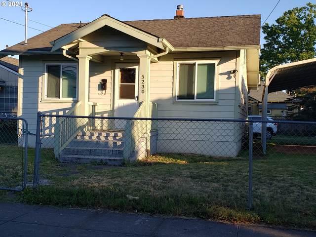 5230 SE Lafayette St, Portland, OR 97206 (MLS #21125345) :: McKillion Real Estate Group