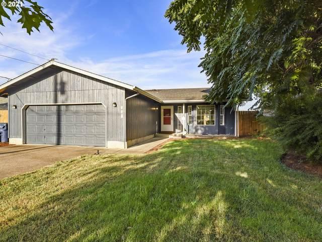 215 N Garden Way, Eugene, OR 97401 (MLS #21125407) :: Premiere Property Group LLC