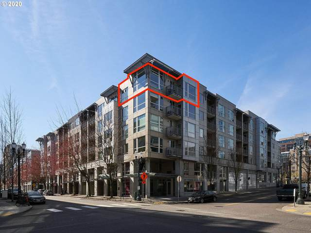 1125 NW 9TH Ave #520, Portland, OR 97209 (MLS #21125502) :: Coho Realty