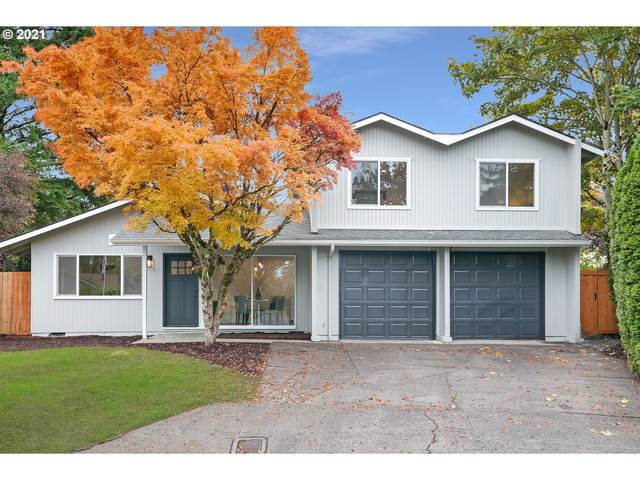 12848 SE Gladstone St, Portland, OR 97236 (MLS #21125657) :: Stellar Realty Northwest