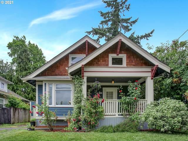 4907 NE 22ND Ave, Portland, OR 97211 (MLS #21125674) :: McKillion Real Estate Group