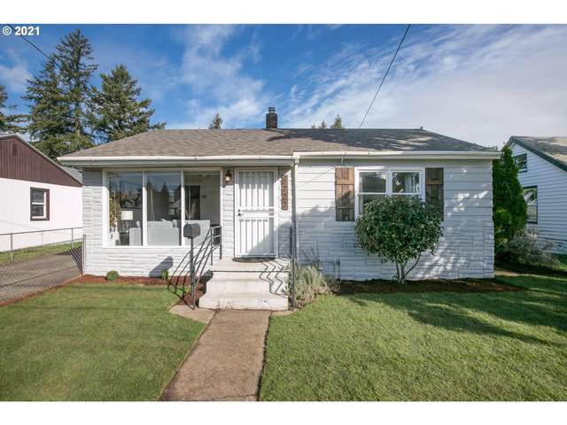 8723 NE Clackamas St, Portland, OR 97220 (MLS #21125840) :: Real Tour Property Group