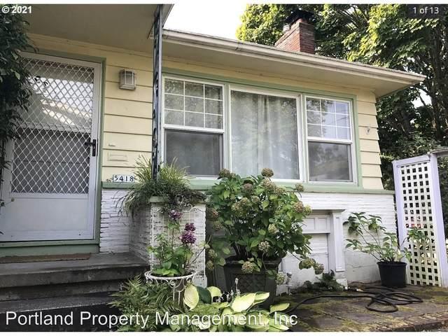 5418 NE 32ND Pl, Portland, OR 97211 (MLS #21125873) :: Real Tour Property Group