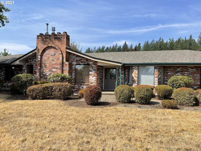 16361 SE Bartell Rd, Boring, OR 97009 (MLS #21126131) :: Townsend Jarvis Group Real Estate