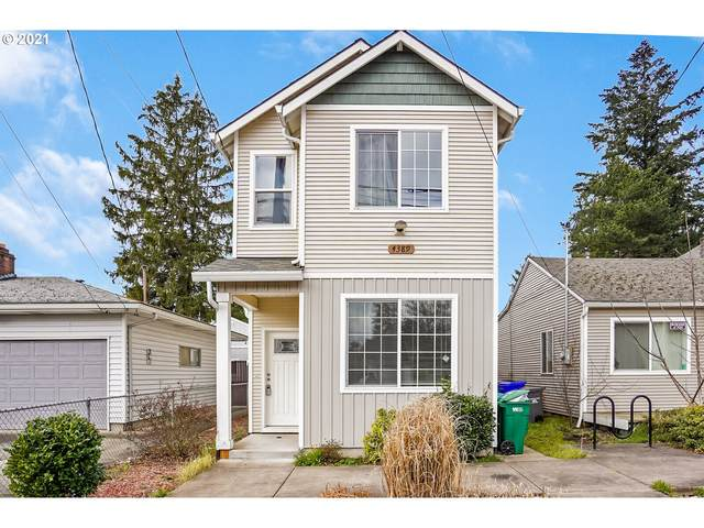 4389 SE 112TH Ave, Portland, OR 97266 (MLS #21126467) :: Stellar Realty Northwest
