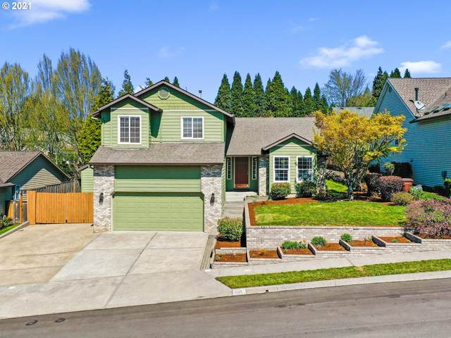 1805 SW 2ND St, Gresham, OR 97080 (MLS #21126515) :: Stellar Realty Northwest