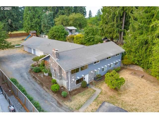 4301 NE 88TH St, Vancouver, WA 98665 (MLS #21127201) :: Premiere Property Group LLC