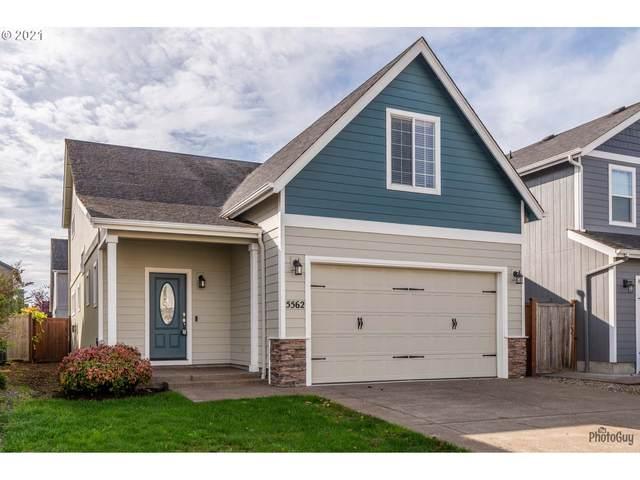 5562 Edna Way, Eugene, OR 97402 (MLS #21127372) :: Brantley Christianson Real Estate
