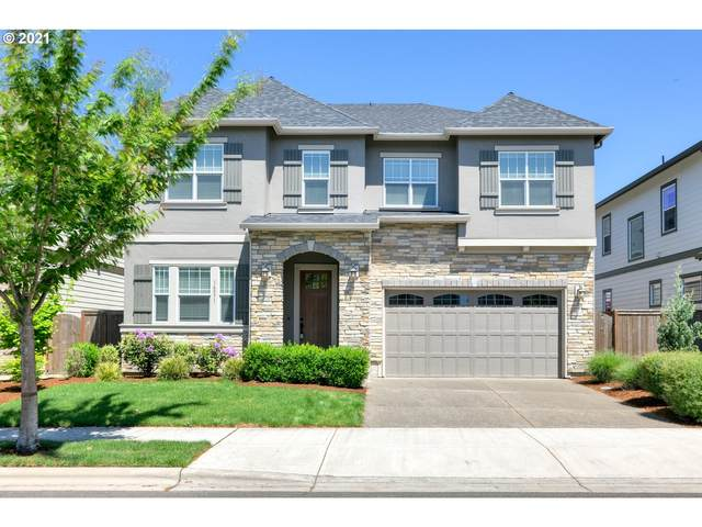14571 NW Orchid St, Portland, OR 97229 (MLS #21127540) :: Holdhusen Real Estate Group