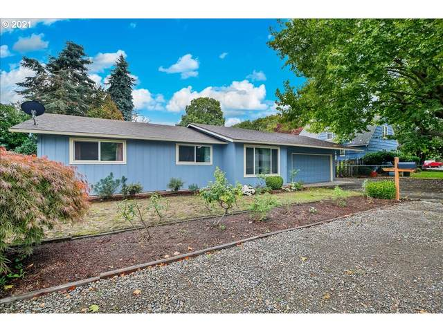 4316 SE Rhodesa St, Milwaukie, OR 97222 (MLS #21127745) :: Next Home Realty Connection
