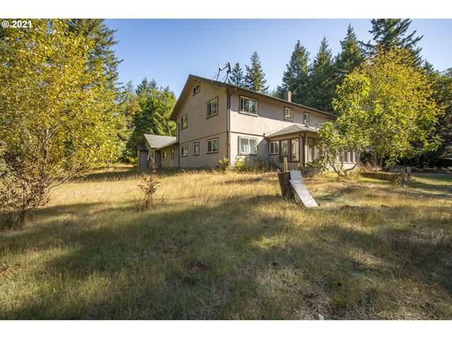 46988 Highway 101, Bandon, OR 97411 (MLS #21128044) :: Fox Real Estate Group