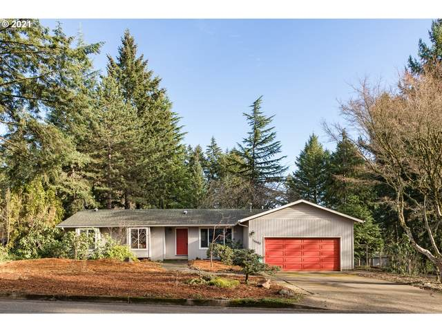 16690 S Pam Dr, Oregon City, OR 97045 (MLS #21128077) :: Next Home Realty Connection