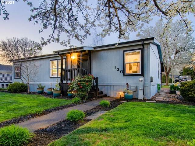 3300 Main St #120, Forest Grove, OR 97116 (MLS #21128146) :: Beach Loop Realty