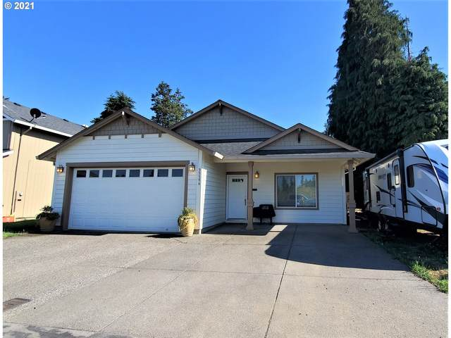 33396 SW Sycamore St, Scappoose, OR 97056 (MLS #21128327) :: Next Home Realty Connection