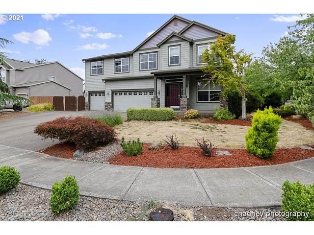 15045 Journey Dr, Oregon City, OR 97045 (MLS #21128343) :: Beach Loop Realty