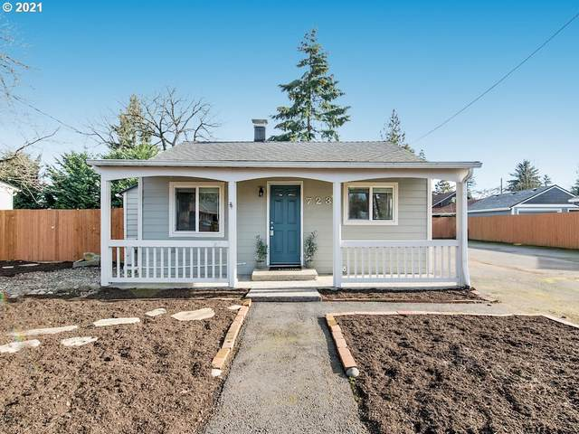 7236 SE 63RD Ave, Portland, OR 97206 (MLS #21128752) :: Next Home Realty Connection