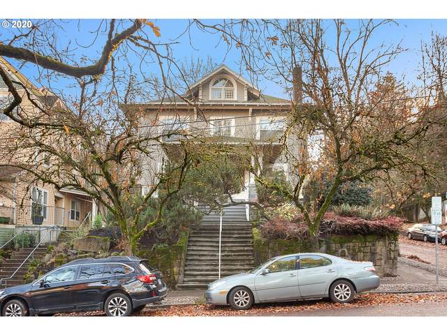 2386 NW Glisan St #7, Portland, OR 97210 (MLS #21128857) :: Change Realty