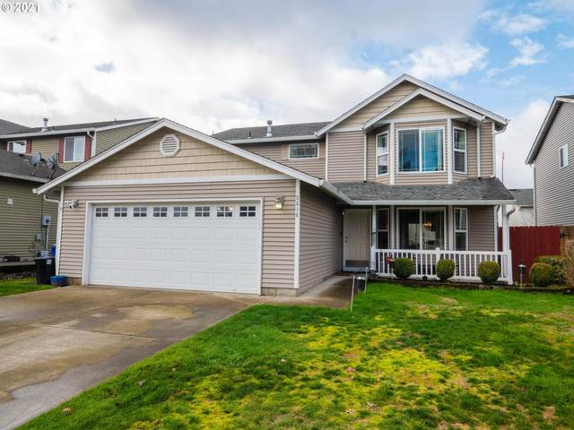 8616 NE 91ST Ave, Vancouver, WA 98662 (MLS #21129168) :: Townsend Jarvis Group Real Estate