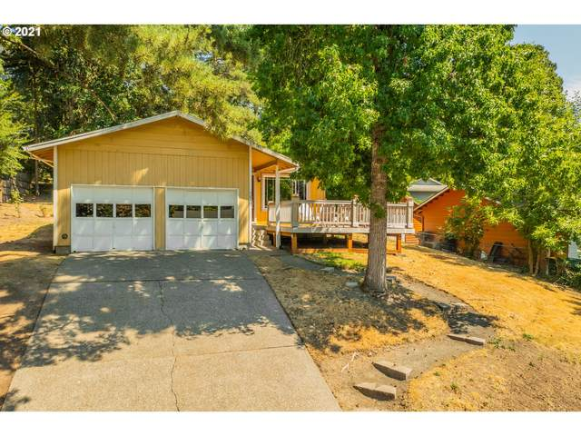 7095 SW Shady Ct, Tigard, OR 97223 (MLS #21129226) :: The Liu Group