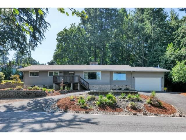 11858 SW Lesser Rd, Portland, OR 97219 (MLS #21129610) :: Stellar Realty Northwest