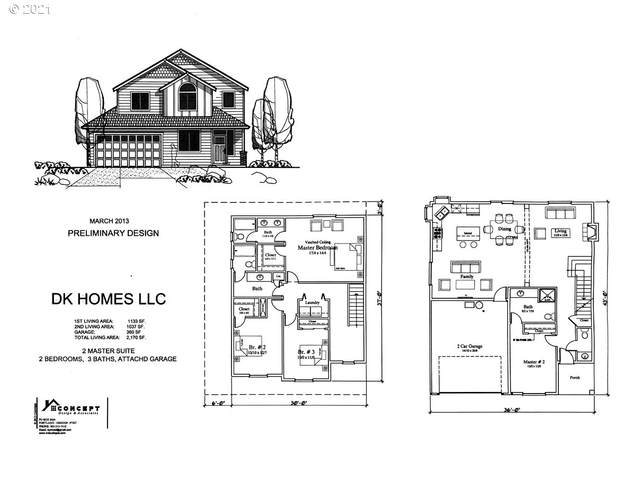 0 SE Manley St Lot 4, Portland, OR 97236 (MLS #21130182) :: RE/MAX Integrity